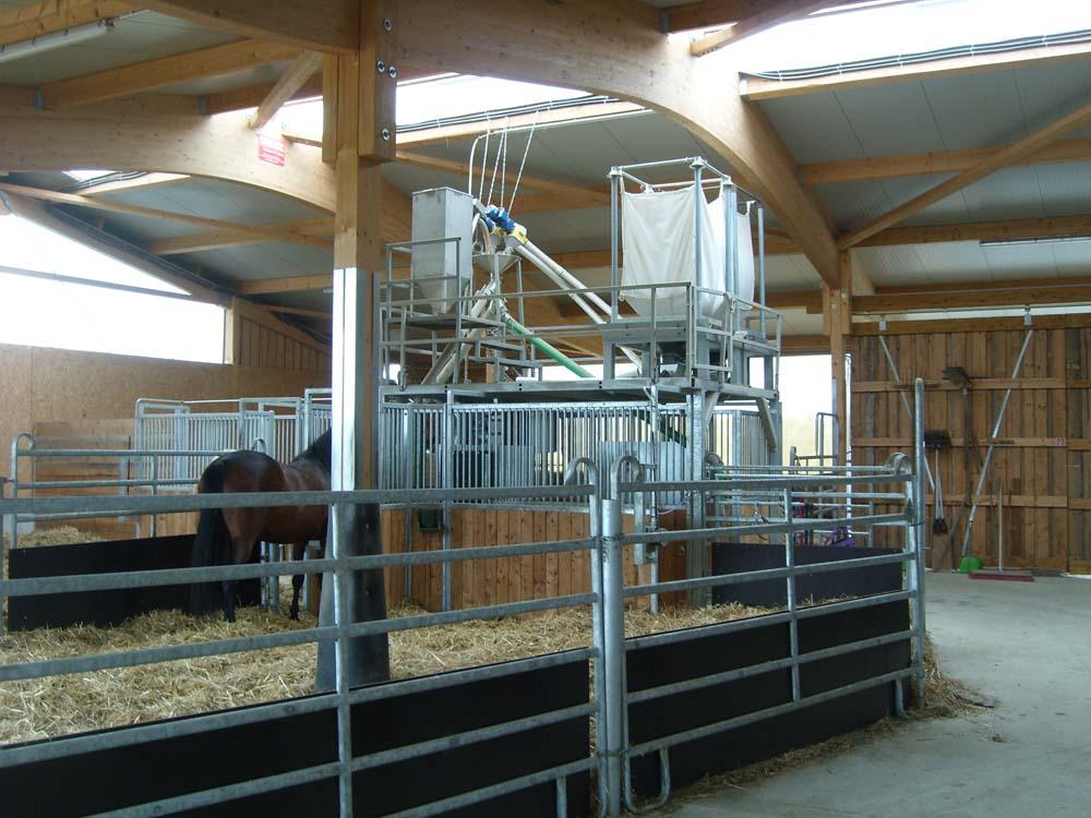 Futterautomaten mapletec for Exterieur beurteilung pferd